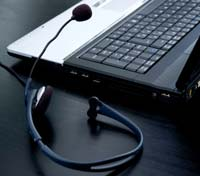 Baltimore VoIP call equipment